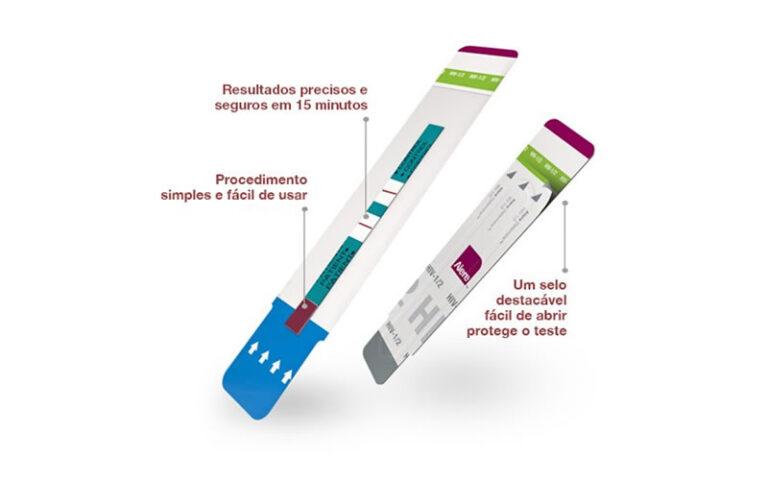 Teste Determine HIV-1 / 2