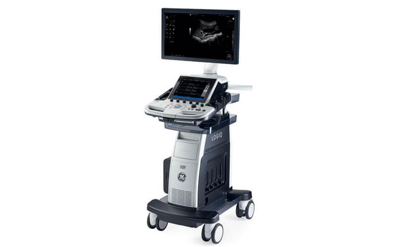 ultrassom Logiq P9